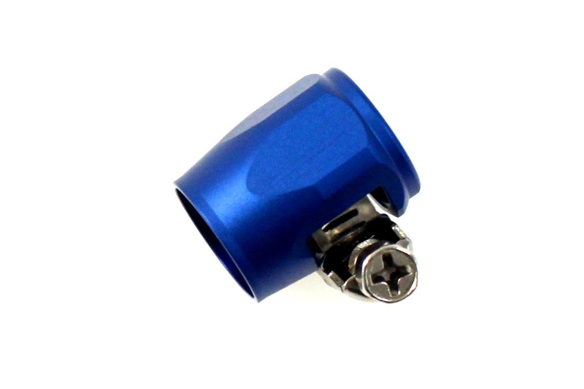 Końcówka przewodu z opaską AN4 ID 13mm - GRUBYGARAGE - Sklep Tuningowy